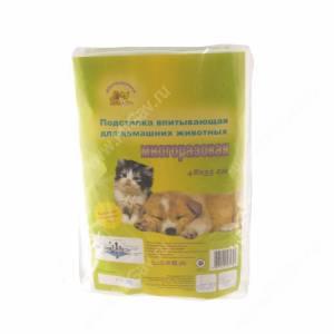 Пеленка многоразовая Пелигрин, 35 см*48 см