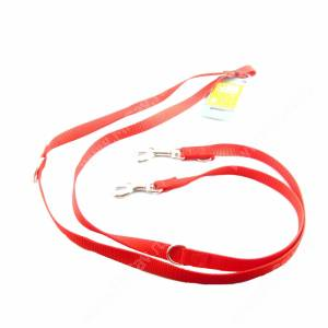 Перестежка нейлоновая Hunter Smart ECO, 2 м*1,5 см, красная