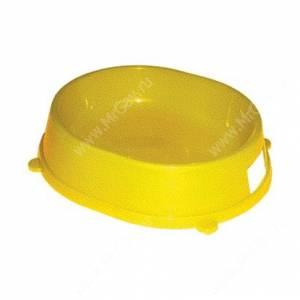 Пластиковая миска Гамма №1 0,3 л