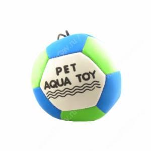 Плавающий мяч Pet Aqua Toy
