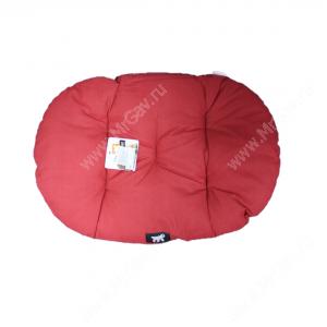 Подушка  Ferplast Relax С65, 65 см*42 см*5 см, красно-серая