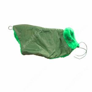 Попона меховая Гамма N 3, 54 см, зеленая