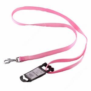 Поводок нейлоновый Ferplast Club, 120 см*1 см, розовый