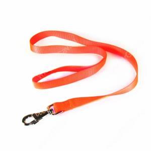 Поводок нейлоновый Ferplast Club, 120 см*2,5 см, оранжевый