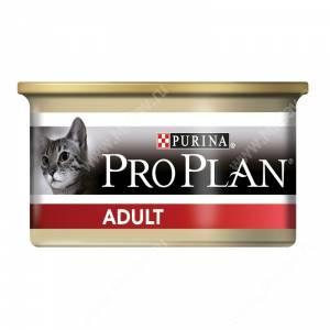 Pro Plan Adult Cat (Курица), консерва, 85 г