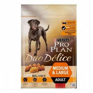 Pro Plan Duo Delice (Говядина и рис)