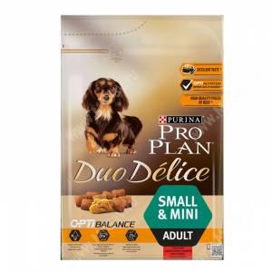 Pro Plan Duo Delice Small&Mini (Говядина и рис)