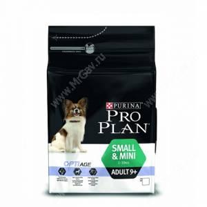 Pro Plan Small&Mini Adult 9+
