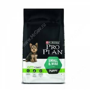 Pro Plan Small&Mini Puppy (Курица с рисом)