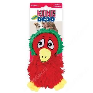 Птица DoDo KONG Holiday, 12 см
