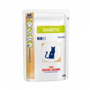 Royal Canin Diabetic DS46, 100 г*12 шт.