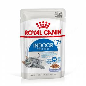 Royal Canin Indoor 7+ (в желе), 85 г