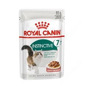 Royal Canin Instinctive +7 (в соусе), 85 г