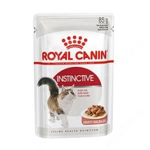 Royal Canin Instinctive (в соусе), 85 г