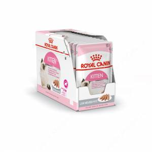 Royal Canin Kitten Instinctive (паштет), 85 г