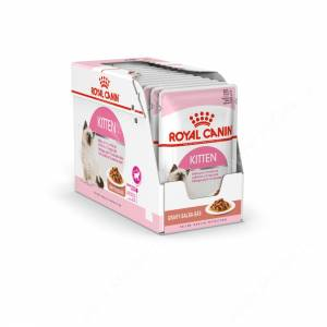Royal Canin Kitten Instinctive (в соусе), 85 г