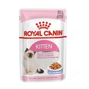 Royal Canin Kitten Instinctive (в желе), 85 г