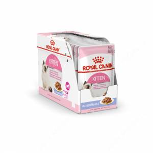 Royal Canin Kitten Instinctive (в желе), 85 г