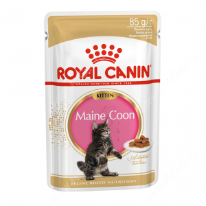 Royal Canin Kitten Maine Coon, 85 г