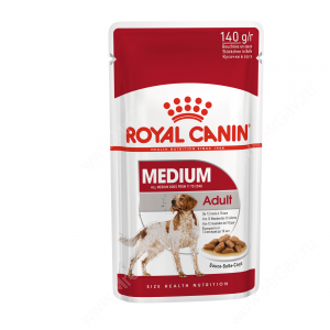Royal Canin Medium Adult, 140 г