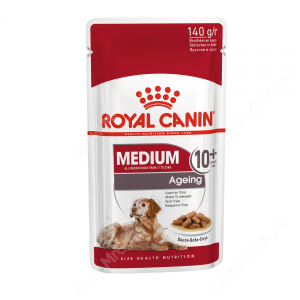 Royal Canin Medium Ageing 10+, 140 г