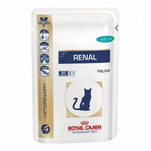 Royal Canin Renal With Tuna, 85 г*12 шт.