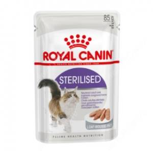 Royal Canin Sterilised (паштет), 85 г