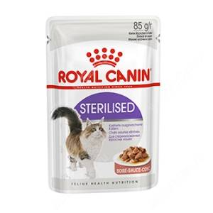 Royal Canin Sterilised (в соусе), 85 г