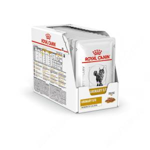 Royal Canin Urinary S/O Moderate Calorie, 85 г*12 шт.