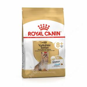 Royal Canin Yorkshire Terrier Ageing 8+, 0,5 кг
