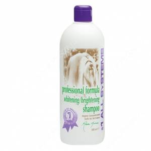 Шампунь 1 All Systems Whitening Shampoo, 500 мл