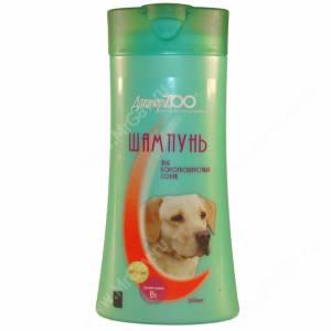 Шампунь для короткошерстных собак, ДокторZoo, 250 мл