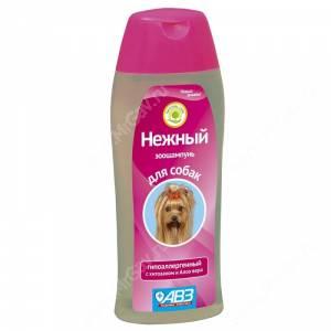 Шампунь для собак Нежный гипоаллергенный, 270 мл