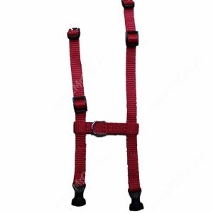 Шлейка нейлоновая Collar Dog Extreme, 12-22 см*1 см, красная
