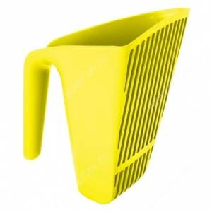 Совок Moderna Scoop&Sift, желтый