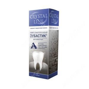 Спрей стоматологический CRYSTAl LINE, 30 мл