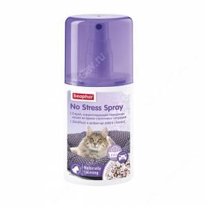 Спрей успокаивающий для кошек Beaphar No Stress, 125 мл