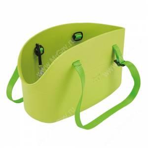 Сумка-переноска Ferplast With Me, зеленая