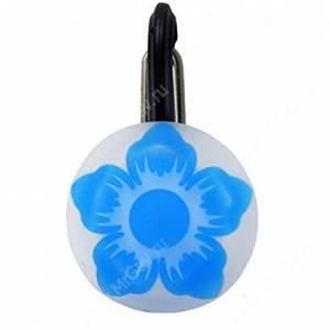 Светящийся брелок NiteIze ClipLit Blue Flower