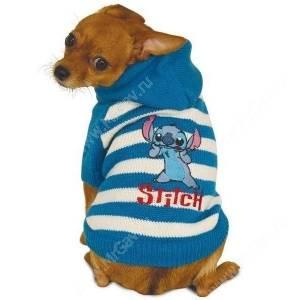 Свитер Triol Disney Stitch, L