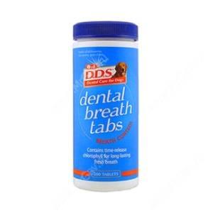 Таблетки от запаха из пасти 8in1 Dental Breath