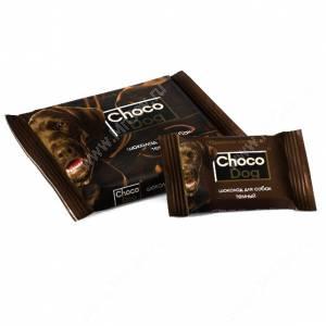 Темный шоколад для собак Choco Dog, 15 г