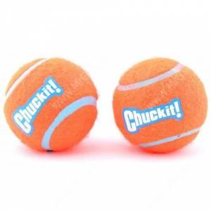 Теннисный мяч CHUCKIT! Tennis ball, средний,  2 шт.