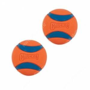 Теннисный мяч Ультра CHUCKIT! Ultra ball, средний, 2 шт.