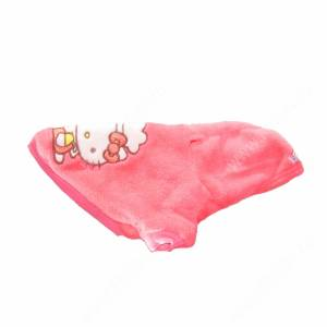 Толстовка Киса, розовая, 30 см