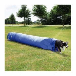 Тоннель нейлоновый для собак Trixie для аджилити, 60 см* 500 см