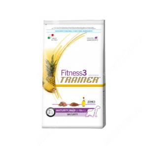 Trainer Fitness 3 Adult Medium/Maxi (Свинина и гречиха), 12,5 кг