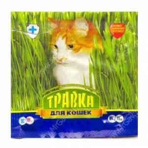 Травка для кошек АВЗ, 30 г