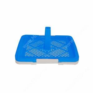 Туалет V.I.Pet P159, 48 см*35 см*6 см, синий