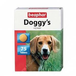 Витамины Beaphar Doggy`s Liver, 1 шт.
